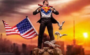 Clark Kent de Iron Studios