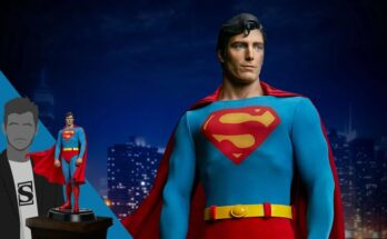 "Figura de Sideshow Collectibles de ""Superman: The Movie"""