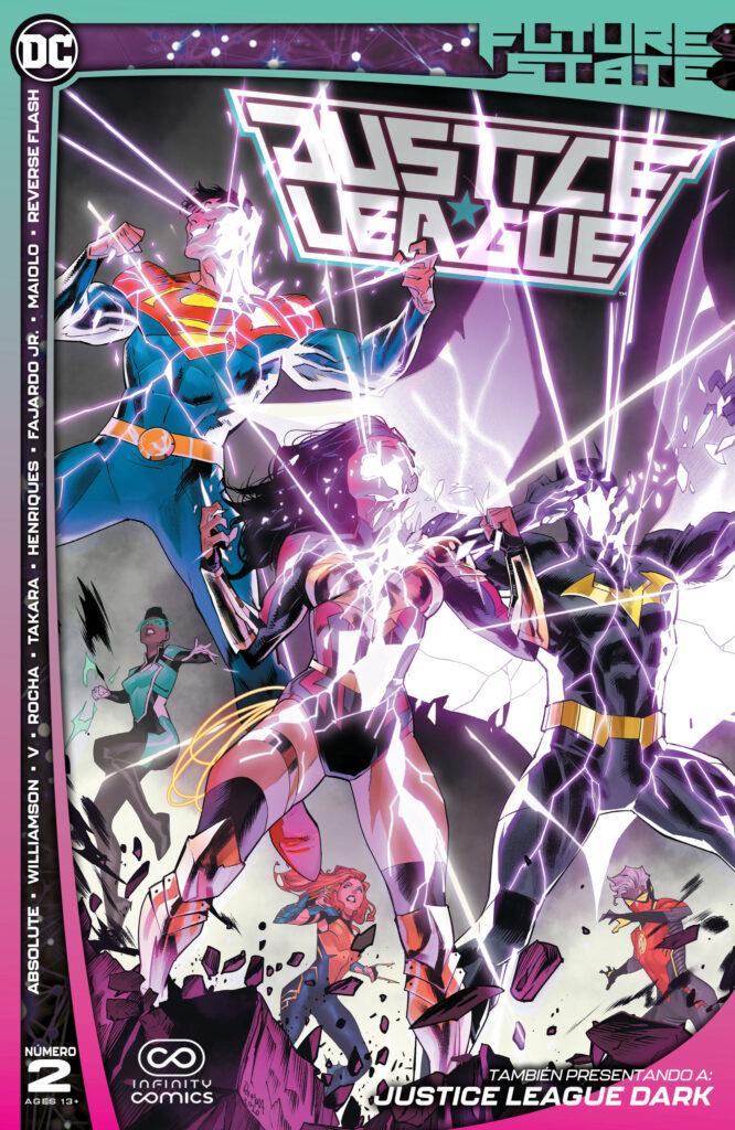 Future State 2021 Justice League 002 000 666x1024 - Reseña de DC Future State: Justice League #2