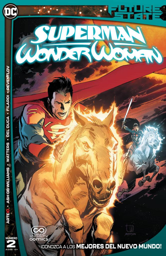 Future State 2021 Superman Wonder Woman 002 000 666x1024 - Reseña de DC Future State: Superman/Wonder Woman #2