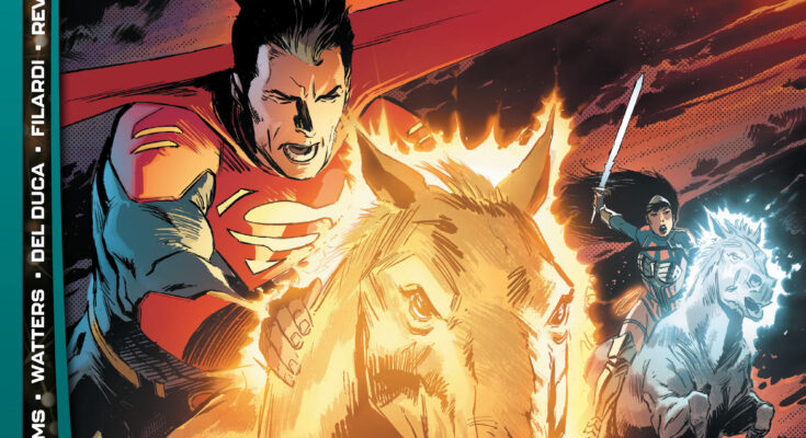 DC Future State: Superman/Wonder Woman # 2