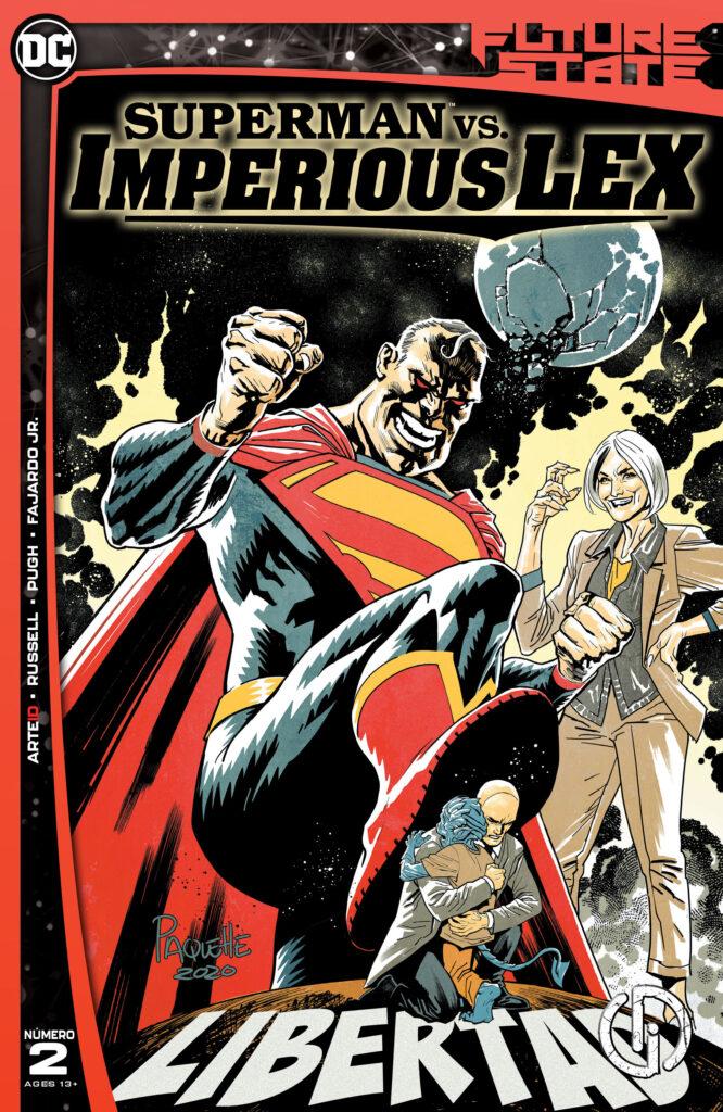 Future State 2021 Superman vs. Imperious Lex 002 000 666x1024 - Reseña de DC Future State: Superman vs. Imperious Lex #2