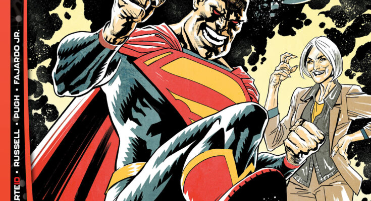 DC Future State: Superman vs. Imperious Lex #2