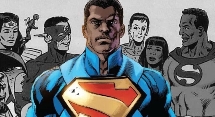 Primer Superman negro