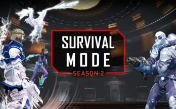 Survival mode season 2