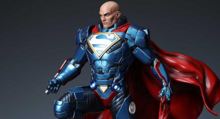 "figura ""Rebirth Series: Lex Luthor"""