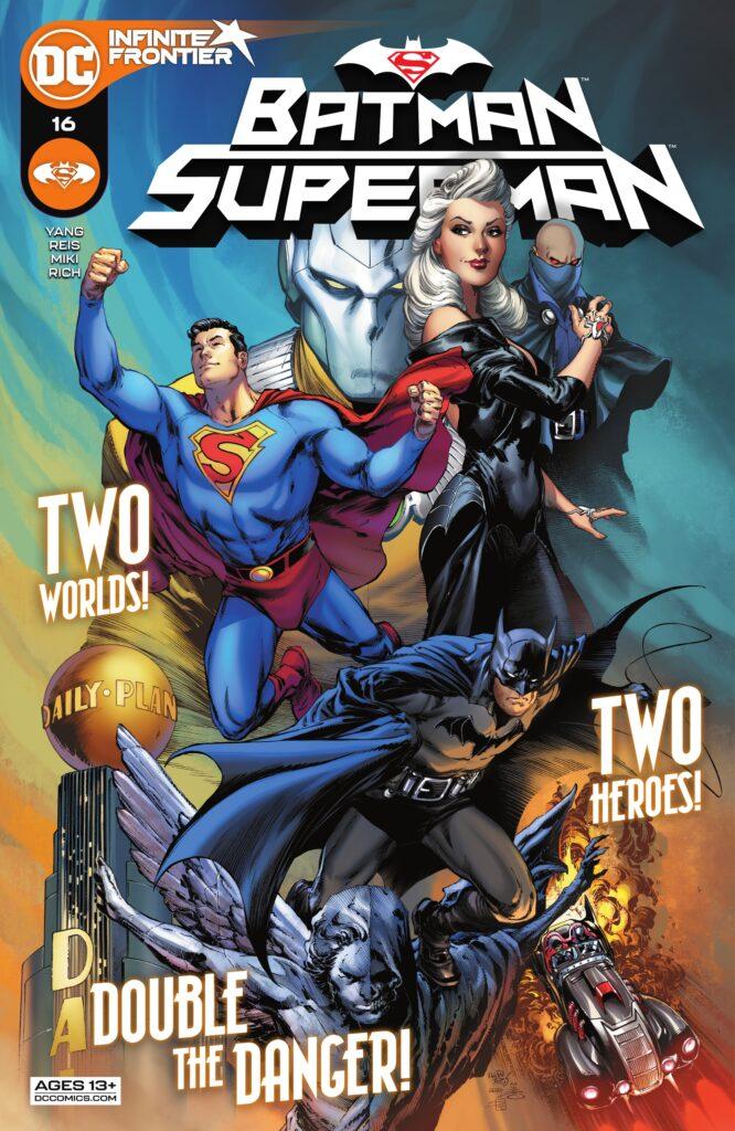 Batman Superman 016 000 666x1024 - Reseña de Batman/Superman #16