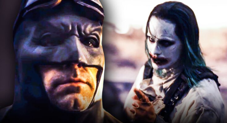 Escena elminada de Batman y Joker
