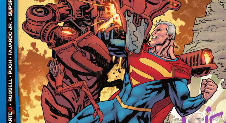 DC Future State: Superman vs Imperious Lex #3