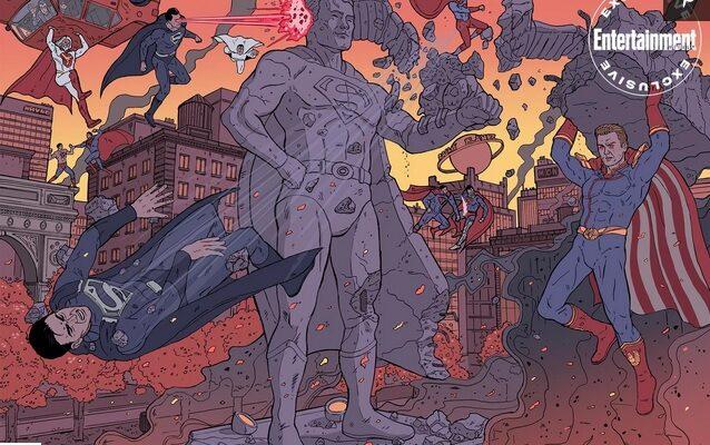 Supermanes malvados