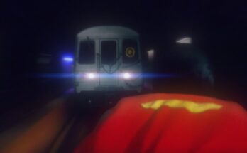 Un fan de Superman remasteriza la secuencia del metro de Superman IV