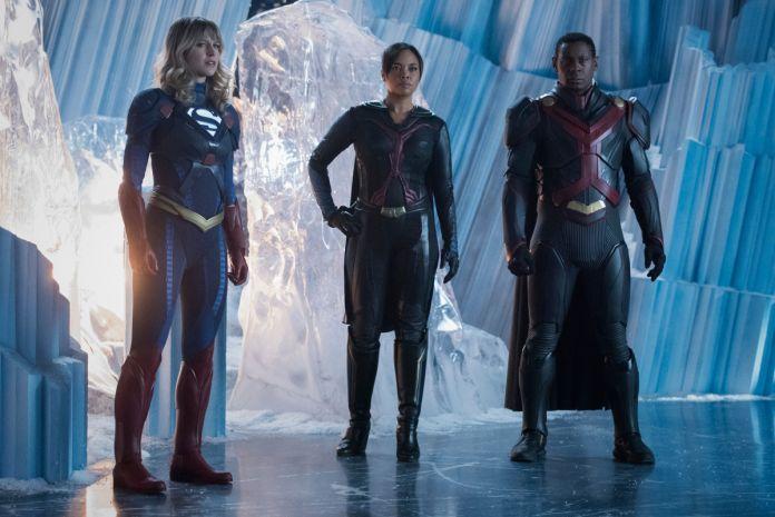 """d - Reseña de Supergirl 6x01 """"Rebirth"""""""