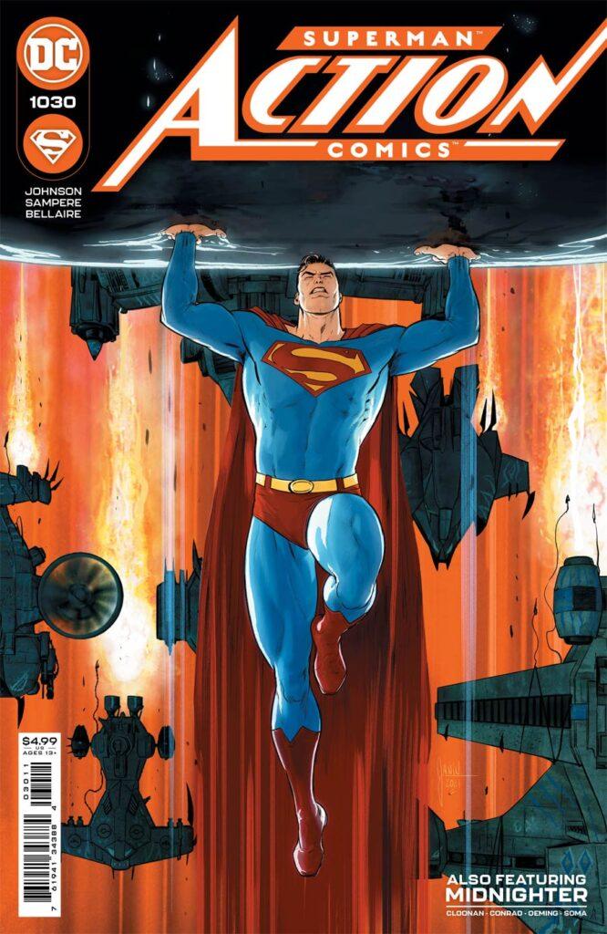 Action Comics 1030