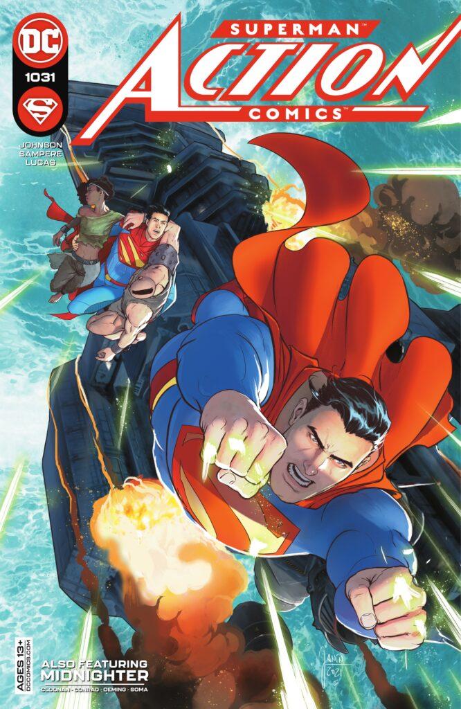 Action Comics 1031