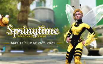 DCUO Spring Event