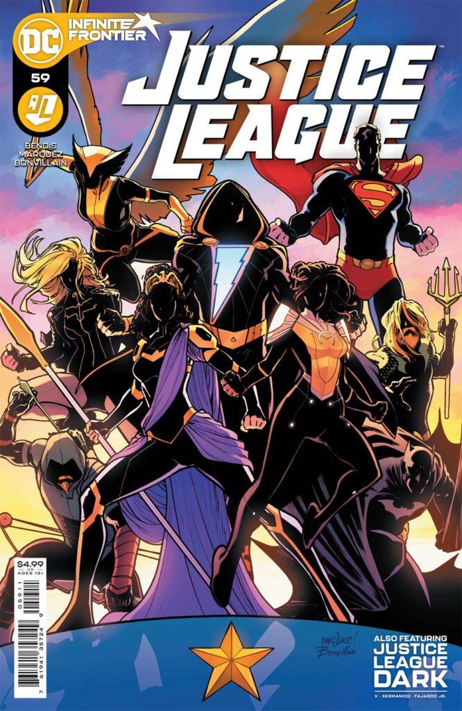 Justice League 059 000 666x1024 - Reseña de Justice League Vol. 4 #59