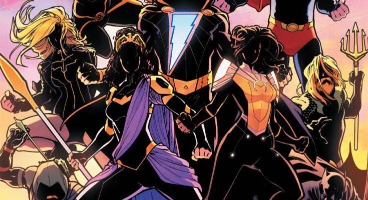 Justice League Vol. 4 #59