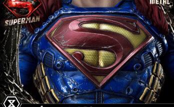 Superman de Dark Nights: Metal