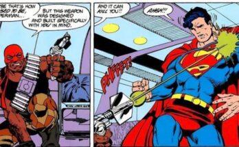 Bloodsport Superman