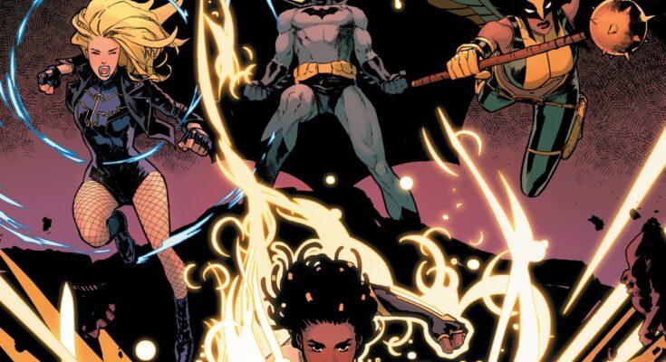 Justice League #61