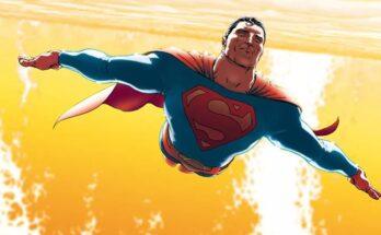 Superman vuela