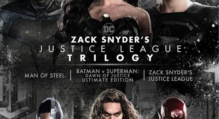 Trilogía de Zack Snyder