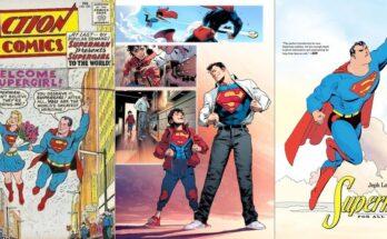 Momentos más felices de Superman