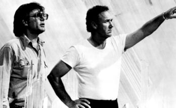 Richard Donner y Gene Hackman