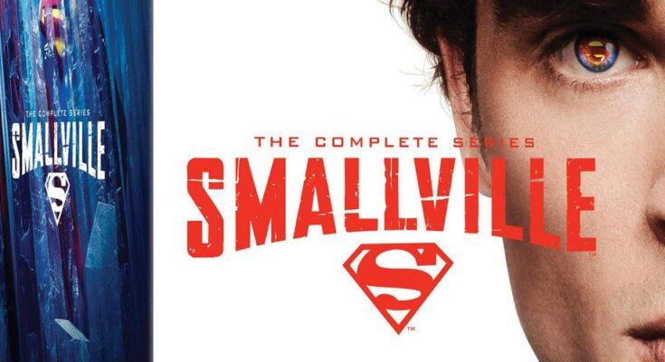 Smallville La serie completa Blue ray