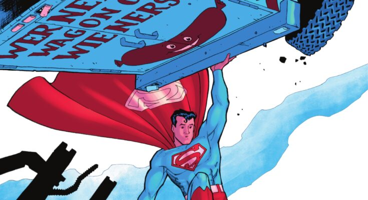 Superman: Red & Blue #5