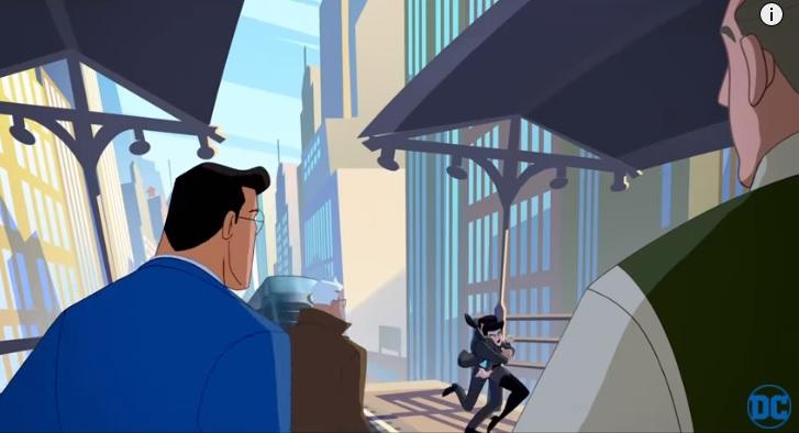 Clark Kent en Space Jam