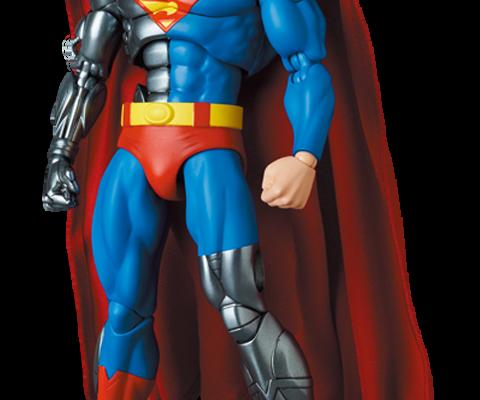 Figura de Cyborg Superman