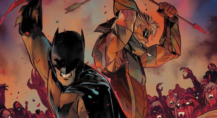 DC vs Vampires