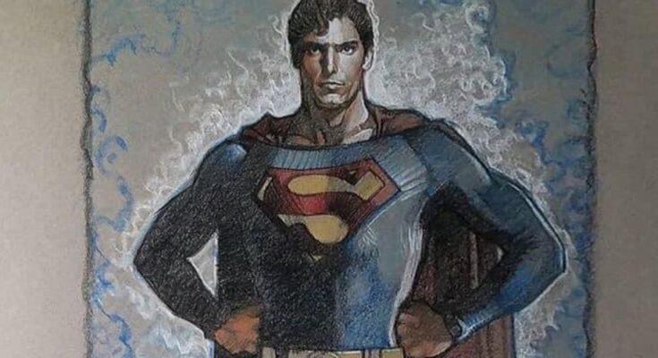 Drew Struzan Superman