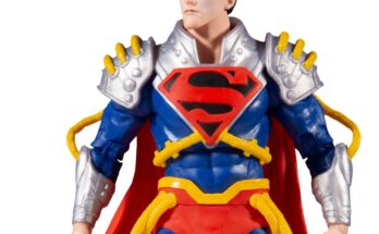Superboy Prime Crisis Infinita