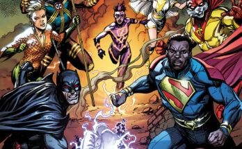 Justice League Encarnate