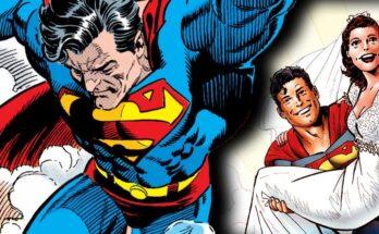 Superman estuvo a punto de casarse antes que Lois Lane