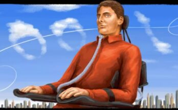 Doodle Google Christopher Reeve