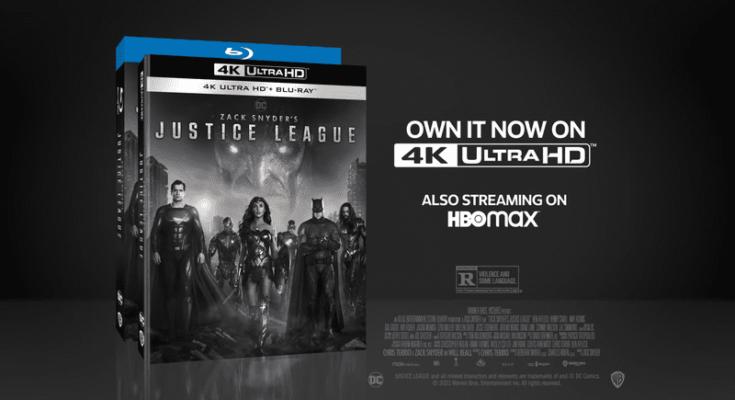 Tráiler Snyder's Justice League
