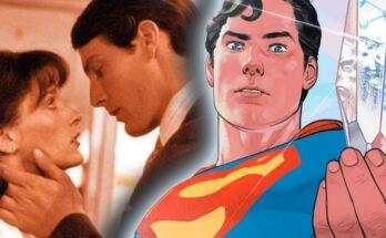 superbeso de Superman que borra la memoria