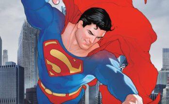Superman renueva su clásico lema