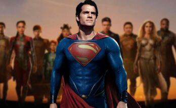 Marvel Superman MCU