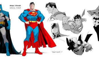 Mark Waid y Dan Mora se unen en un nuevo Batman & Superman
